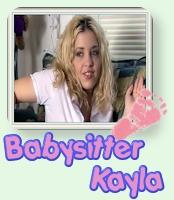 Babysitter Kayla